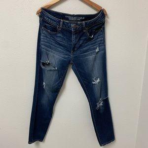 America Eagle Jeggings size 12 short